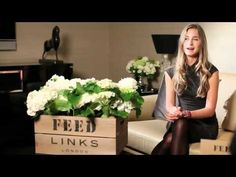 Exclusive interview with Lauren Bush, CEO and Co-founder of The FEED Foundation, at the launch of The FEED for Links of London bracelets.