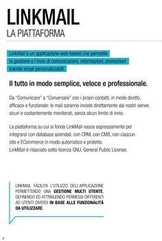 Semplice, veloce e professionale: LinkMail  http://linkmail.it/