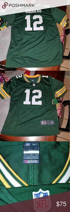 Aaron Rodgers NFL women s jersey SOLD Green Bay packers Aaron Rodgers jersey  size XL in women s 1e91f8756