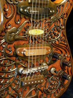 """Blueberry """"Hawk"""" Carved Electric Guitar"""