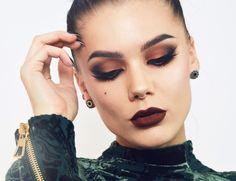 Too faced Le grand Palais Kat von d beauty tattoo liner Trooper  Kat von d beauty everlasting liquid lipstick Vampira