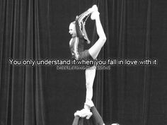 Very true-if you dont like or understand cheerleading thenn join a squad for a year