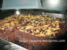 Browkus eksperiment, Recipes by Ny.Liem...*Brownies Sistermade wujud aneh tapi rasa paten-Johan said* :D