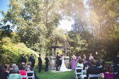 Wedding at the Elm Hurst Inn and Spa, Ingersoll Elmhurst Inn, Wedding Venues, Wedding Ideas, Better Day, Outdoor Ceremony, Purple Wedding, Ontario, Toronto, Dolores Park