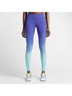 The Nike ForeverGradient Women's Running Tights.