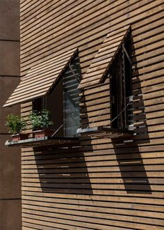 Bagh-Janat residential architecture with timber and travertine cladding in Isfahan Iran by Bracket Design Studio ~ With optimal health often comes clarity of thought. Click now to visit my blog for your free fitness solutions!
