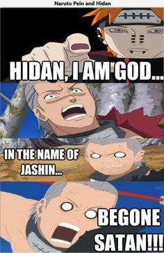 Naruto Shippuden: Pein and Hidan by ImmyG93 ...