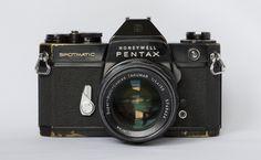 Honeywell Pentax Spotmatic IIa