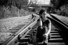 Portrait on the Tracks 2 by Robert Fleitas on 500px