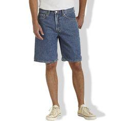 Levi's 569 Loose Denim Shorts - Men  http://couponcodezone.com/stores/kohls/
