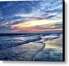 Buy a 24.00 x 20.00 stretched canvas print of Shelia Kempf's September Sunset for $95.00.  Only 9 prints remaining.  Offer expires on 11/01/2014.