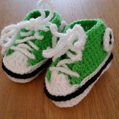 Babyslofjes, sokjes, schoentjes