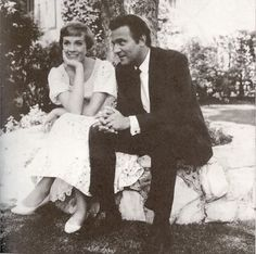 Julie Andrews and Christopher Plummer
