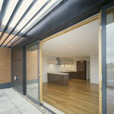 Mark Fairhurst Architects Interior Design