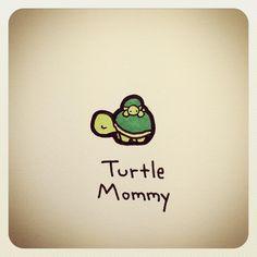 """2,632 Likes, 43 Comments - Turtle Wayne (@turtlewayne) on Instagram: """"Turtle Mommy"""""""