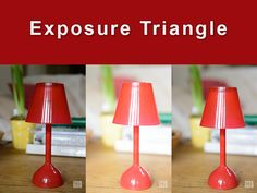 The 'exposure triangle' is an important balance between shutter speed, aperture and ISO. Each has a different role to play, but they play very well together. The exposure triangle is probably the most important step to get out of the auto mode and start being creative. Learn how to do it with examples