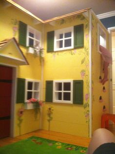 Do It Yourself Ana White And Bunk Bed Plans On Pinterest