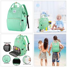 Foldable Travel Changing Station Stroller Strap,Side Pocket for Wipes Diaper| for Infants /& Newborns Portable Diaper Changing Pad Diaper Bag Mat Cactus Waterproof Baby Changing Pad