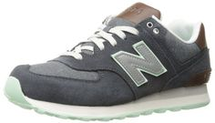 New Balance Women's WL574 Beach Cruiser Pack Classic Running Shoe | Amazon.com