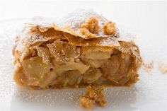 Apple strudel recipe - Chatelaine.com