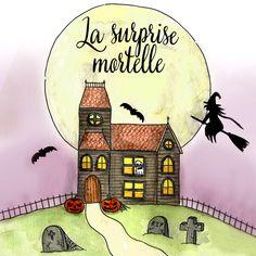 Pochette Surprise mortelle - 39,90€ Une box halloween insolite effrayante !