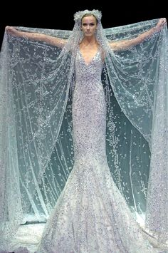 Elie Saab Couture F/W 07