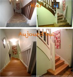 1000 ideas about peindre un escalier on pinterest wood staircase stairs and wood. Black Bedroom Furniture Sets. Home Design Ideas