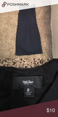 Black dress Black size 2 mossimo dress Mossimo Supply Co Dresses