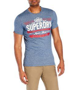 Superdry Workwear Label Line Tee