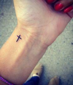 25 Tiny Tattoos For Girls @GirlterestMag #tiny #tattoos #girls #women #small #tattooideas #cute