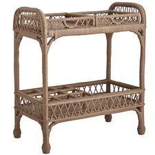 Prancang Bar Cart - Gray