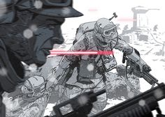 Laurie Greasley - The Fall of Hoth 3