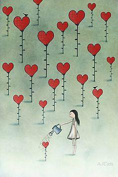 """""""Nurture"""" by Amanda Cass"""