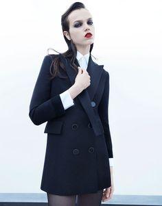 women in menswear - Jenna Earle by Brooke Coffey in Sharply Dressed for Fashion Gone Rogue