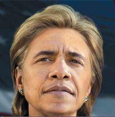 Barack Obama + Hillary Clinton