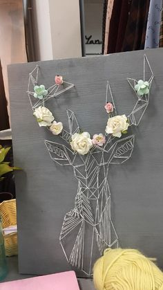 String Art стринг арт String Art string art 25 Ideas Gallery The post String Art string art appeared first on Decors. Bicycle String Art, String Art Diy, Geometric Deer, Diy And Crafts, Arts And Crafts, String Art Patterns, String Art Templates, Doily Patterns, Dress Patterns
