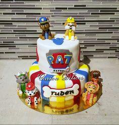 Cake pat patrol