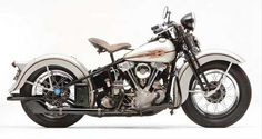 Harley Davidson 1938 - My kind of Davidson...
