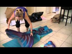 DIY: Silicone Mermaid Tail | Scales/Part 1 - YouTube
