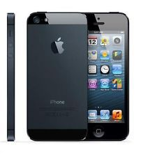 NEW UNLOCKED APPLE iPHONE 5  64GB (BLACK) Multitouch WITH FREE GIFTS