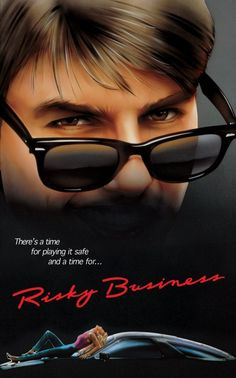 "Risky Business (1983) - ""I don't believe this! I've got a trig midterm tomorrow, and I'm being chased by Guido the killer pimp."""
