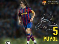 Mr. Puyol