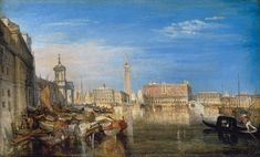 Category:Paintings of Venice by Joseph Mallord William Turner - Wikimedia Commons