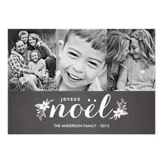 NOEL THREE PHOTO | HOLIDAY PHOTO CARD #holiday - images courtesy of @Aubri Graybeal #pinkskyphoto www.pinkskyphoto.com