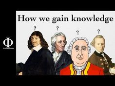 ▶ Total Philosophy: Epistemology - How we gain knowledge - YouTube