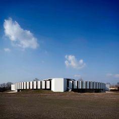 Oscar Niemeyer, Barbara Corsico · Burgo Group Headquarter