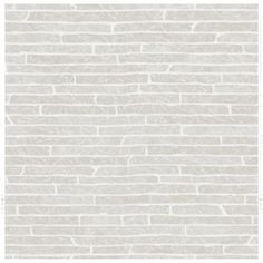 Super Fresco Easy Briquette Wallpaper - Grey