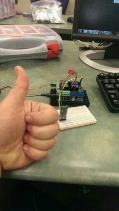 Control relays with custom android app and arduino