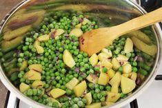 Blesková hrachová polievka - Receptik.sk Black Eyed Peas, Food, Essen, Meals, Yemek, Eten