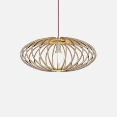 Timber Design - Elipse 750 Pendant Light Shade